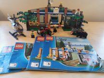 Lego City - Erdei Rendőrkapitányság 4440 (katalógussal)