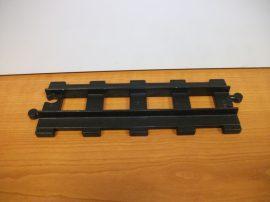 Lego Duplo sín egyenes, lego duplo vonatpályához (szürke sínnel kompatibilis)