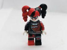 Lego Super Heroes Batman figura - Harley Quinn - Pigtails (sh306) (görkori nélkül)