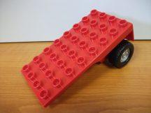 Lego Duplo utánfutó (bob mester)