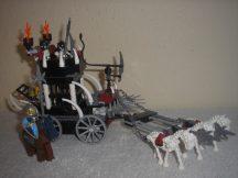 Lego Castle - A csontvázak rabszállítója 7092 RITKASÁG