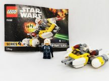 LEGO Star Wars - Y-szárnyú Microfighter 75162 (katalógussal)