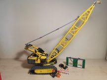 Lego City - Lánctalpas daru 7632 (pici hiány, eltérés)