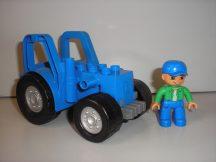 Lego Duplo traktor + ajándék figura