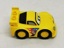 Lego Duplo Verdák - Jeff Gorvette