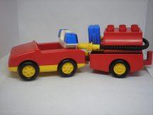 Lego Duplo Tűzoltóautó 2690-es készletből