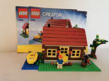 Lego Creator - Faház 5766 (katalógussal)