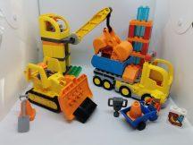 Lego Duplo - Nagy Építkezés 10813