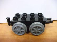 Lego Duplo Thomas mozdony utánfutó, lego duplo Thomas vonat utánfutó (s. szürke kerék)