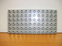 Lego Duplo Alaplap 6*12 (ezüst)