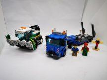 LEGO City - Kombájn szállító (60223) (figuráknál eltérés)