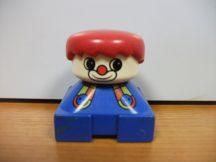 Lego Duplo figura - bohóc (régi)
