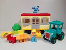Lego Duplo Bob Mester - Tódor és mobil lakókocsi 3296