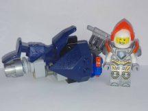 Lego Nexo Knights figura - Lance - Trans Neon-Orange Visor (nex076)