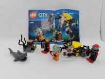 LEGO City - Mélytengeri kezdőkészlet (60091) (katalógussal)