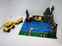 Lego Town - Rocky River Retreat 6552 ( barna ló helyett fekete)