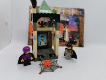 Lego Harry Potter - A végső Összecsapás 4702 (pici hiba, Katalógussal)