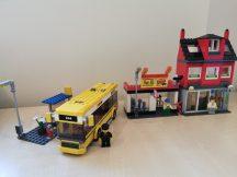Lego City - Utcasarok 7641 (katalógussal)