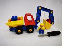 Lego Duplo Toolo - Ásógép 2920