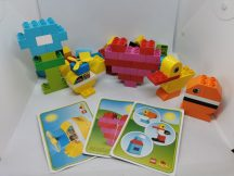 Lego Duplo - Első Kockáim 10848 (kártyalappal)