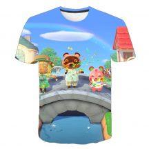 Gyerek 3D póló Maci 100 méret