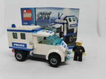 Lego City - Rendőkutyás Egység 7285 (katalógussal) (matrica hiány előfordulhat)