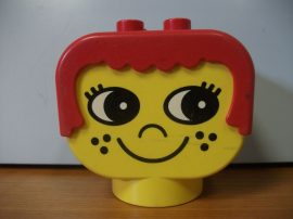 Lego Duplo fej