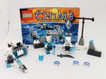 LEGO Chima - Ice Bear Tribe Pack (70230) (katalógussal) (zászló hiány)