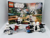 Lego Star Wars - Clone Troopers csatasor 7655