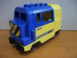 Lego Duplo mozdony, lego duplo vonat