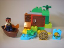 Lego Duplo - Jake kincsvadászata 10512