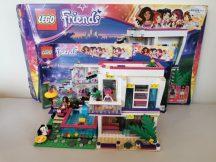 Lego Friends - Livi Popsztár háza 41135 (doboz+katalógus) pici eltérés