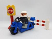 Lego Duplo - Motoros rendőr 2673