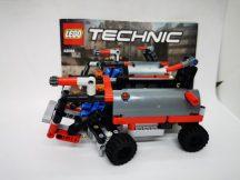 LEGO Technic - Kampós rakodó 42084 (katalógussal) (1 elem hiányzik)
