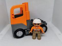 Lego Duplo Teherautó figurával