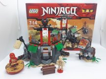 Lego Ninjago - Hegyi Szentély 2254 (dobozzal, katalógussal)
