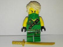 Lego Ninjago figura - Lloyd arany karddal (njo123)