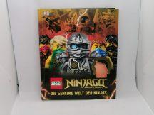 Lego Ninjago Könyv (német) (csak a könyv, lego nélkül!)