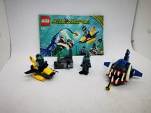 LEGO Aqua Raiders II - Rajtaütés 7771 (katalógussal)