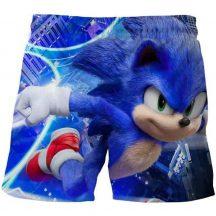 Gyerek 3D rövidnadrág Sonic 120 méret
