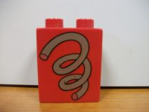 Lego Duplo képeskocka - rugó