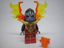 Lego Legends of Chima figura - Gorzan - Armor Breastplate, Flame Wings (loc131)
