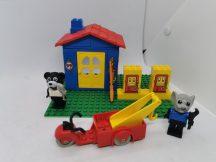 Lego Fabuland - Szervíz Állomás 3666