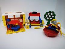Lego Fabuland - Camping Caravan 3680 RITKASÁG