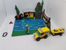 Lego Town - Rocky River Retreat (pici hiány és eltérés)