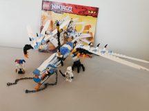 Lego Ninjago - Jégsárkány támadás 2260 (katalógussal)