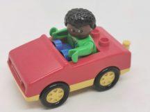 Lego Duplo Autó Figurával