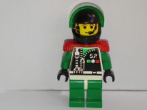 Lego Space figura - Space Police 2 Chief (sp038) RITKA