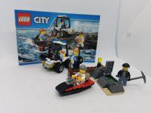 LEGO City - Börtönsziget kezdőkészlet (60127) (katalógussal)