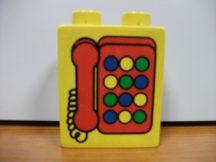 Lego Duplo képeskocka - telefon